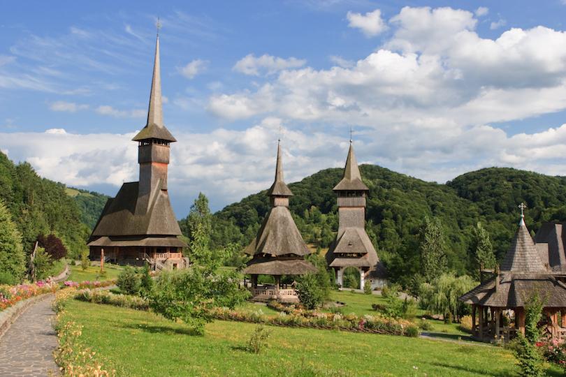 Bisericile din lemn din Maramures